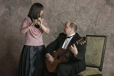 Duo Sequenza, Debra Silvert, Paul Bowman, Flute, Guitar, Classical Music, Chamber Music