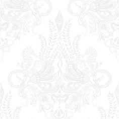 Den eleganta Syvämeri tapeten från Vallila är designad av Matleena Issakainen. Syvämeri betyder