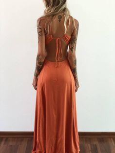 Boho Summer Outfits, Long Summer Dresses, Hippie Outfits, Cute Dresses, Casual Dresses, Cute Outfits, Fashion Vestidos, Fashion Dresses, Boho Fashion