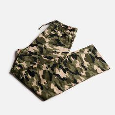 Matching Pajama Pants - Camo - L