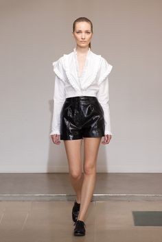 The Last Word: Azzedine Alaïa Stages His Spring '15 Show After the Fashion Crowds Have All Gone Home