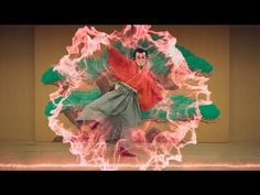 Dance with the Luminary Mask by Mahiro Okabe Dance, Painting, Dancing, Painting Art, Paintings, Drawings