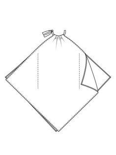 FREE PATTERN Plus sizes :: PATRÓN GRATIS en tallas grandes