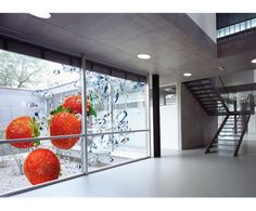 #Windows #Graphics: Make a splash at the office with some fun window graphics!