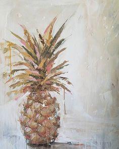 One left! Pink pineapple 36x24 DM me ♡ originalart #hawaii #pineappleportrait #hospitality #coastalpalette #californiaartist #pineapple #contemporaryart #caartist #interiordesign #design #kymdelosreyesart #sandiego #coronado #laguna #pineappleart #murrieta #originalart #artforsale #paintingofapineapple #sandiegoconnection #sdlocals #coronadolocals - posted by Kym De los Reyes - Artist https://www.instagram.com/kymdelosreyesart. See more post on Coronado at http://coronadolocals.com