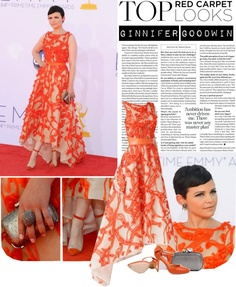"""""""Ginnifer Goodwin"""" by safe-and-sound ❤ liked on Polyvore"""