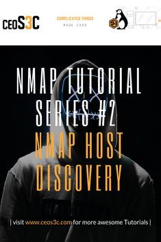 Second Part of the Nmap Tutorial Series. This time covering Nmap Host Discovery. Computer Science, Science And Technology, Open Source, Video Tutorials, Linux, Programming, Make It Simple, Discovery, Coding