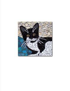Barbara Keith mosaic cat 1