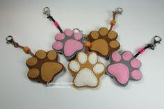 Gracinhas Artesanato: Cachorros feltro