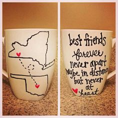 @Christine Ballisty Ballisty DiPompeo I would totally make this for you but I think we both know what would happen if I tried to draw Illinois and Pennsylvania with my complete lack of artistic talent.