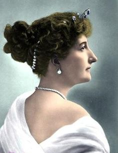 Her Imperial and Royal Highness Princess Napoleon (1872-1955) née Her Royal Highness Princess Clémentine of Belgium
