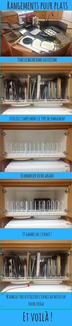 64 Ideas For Kitchen Storage Diy Dollar Stores Organisation