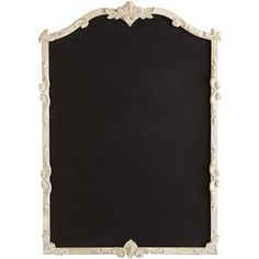 Pier 1 Imports Black Vintage Chic Tall Chalkboard ($90) ❤ liked on Polyvore featuring home, home decor, office accessories, interior, black, vintage office accessories, black chalkboard, black chalk board, pier 1 imports and vintage chalkboard