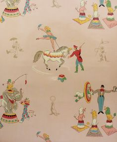 This listing is for one YARD of vintage wallpaper from the 1930s.  • Width 18.5 inches • Length 36 inches • Repeat 15.5 inches  If you would like