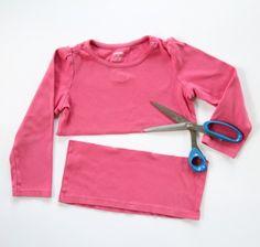 DIY Children%u2019s Dress: Turn Hand-Me-Downs into a New Creation