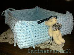 cesto nascita per bimbo