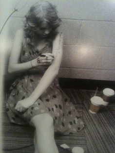 Love this. (Always wondered if she did it herself or had help ;)