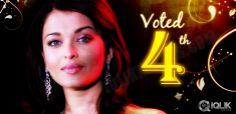 Aishwarya Rai Bachchan voted world's fourth most beautiful http://www.iqlikmovies.com/news/2014/02/01/Aishwarya-Rai-Bachchan-voted-fourth/news/3175