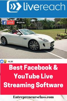 Want to reach millions of people on Facebook and YouTube? This tool help you to Livestream Recorded Videos to FB & YouTube simultaneously and reach millions of people and double your engagement .LiveReach is the best Facebook and YouTube streaming software without any stress. #livestreamingequipment #livestreamingapp #livestreamingappvideos #livestreamingsetup
