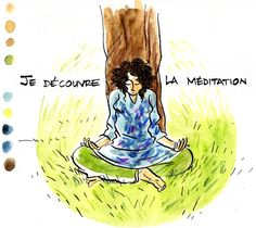 Meditation, Inde, Violette Gentilleau, Bouts du monde