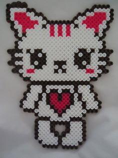White Kitty of Love by *TsukiHimeChii on deviantART