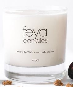Feya Candle Co. Brown Sugar & Fig Scented Soy Candle | zulily