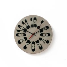 Clock by House Industries with Heath Ceramics - Special Edition