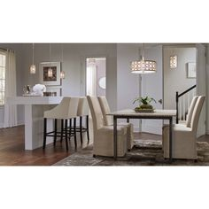 Shop Kichler Lighting Sabine 425 In Brushed Nickel Mini Pendant At Lowes