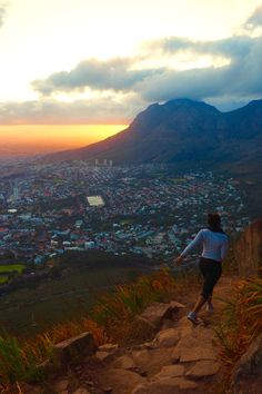 Three days in Cape Town: hiking Lion's head