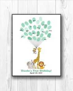 Boy Printable, Printable Designs, Baby Shower Printables, Baby First Birthday, Etsy Handmade, Handmade Gifts, Guest Book Sign, Try On, Teacher Gifts
