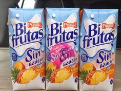 Bifrutas Pascual Tropical Sin Azúcar 330 ml (Carrefour) - 1 unidad 1 punto
