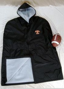 Youth Sideline cape. Lining OPTIONS QUILT OR POLAR FLEECE. 520566795