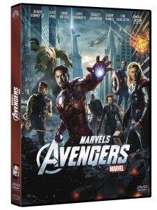 vis DVD Avengers