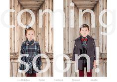 Coming Soon! AW'13  Çok yakında sizlerle! #fashion #clothing #kids #childerenswear