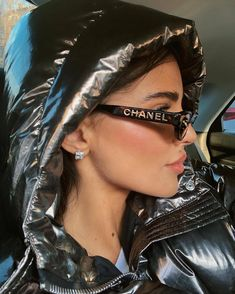 Find images and videos about girl, fashion and style on We Heart It - the app to get lost in what you love. Boujee Aesthetic, Bad Girl Aesthetic, Aesthetic Pictures, Mode Outfits, Fashion Outfits, Sunglasses For Your Face Shape, Mode Chanel, Chanel Chanel, Chanel Fashion