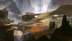 Halo 4 Art & Pictures,  Harvest