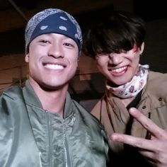 "daesung from ""loser"" shoot"