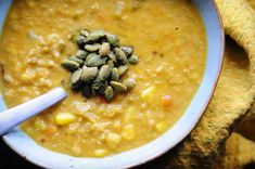 An easy, healthy, and delicious protein-packed gluten-free vegan Southwestern Chowder chock-full of corn, potatoes, quinoa, red lentils, green chili, chipotle peppers, veggies and an amazing blend of spices. This amazingly delicious vegetarian chowder is