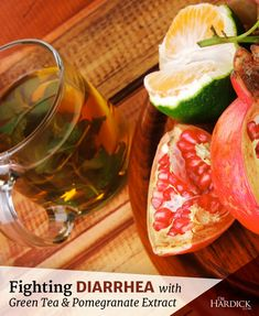 Fighting Diarrhea: Study supports Green Tea and Pomegranate Extract as Natural Remedies Natural Treatments, Natural Cures, Natural Foods, Natural Health, Gut Health, Health And Wellness, How To Cure Diarrhea, Diarrhea Remedies, Pomegranate Extract