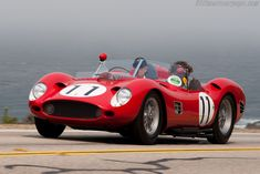 1959 - 1960 Ferrari 250 TR59/60 - Images, Specifications and ...