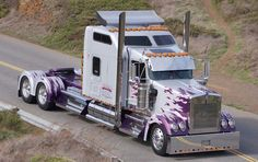 "Custom Big Rigs - Bruce Springsteen ""Magic"" North American Tour 2007 - Brian Jones"