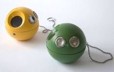 I had the green one!  Panasonic Ball 'n Chain radio