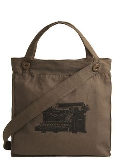 One Way Ticket Bag In Type By Effie S Heart Brown Black Casual