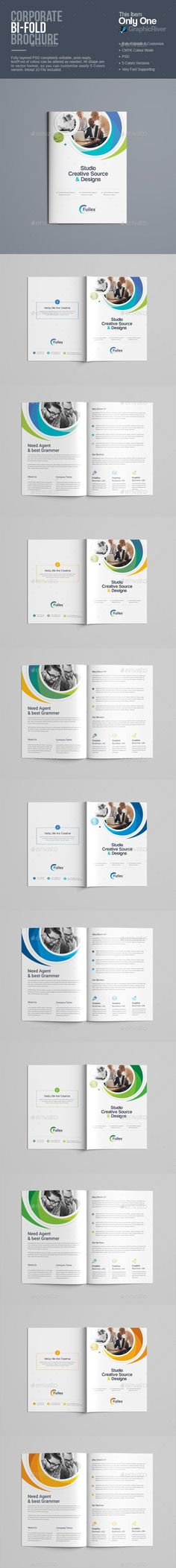 Progress - Corporate Brochure 14 pages - Corporate Brochures - free company profiles template