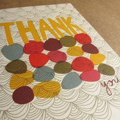 dot thank you | egg press