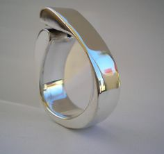 Hollow Form Ring, via Flickr.