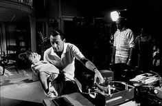 Audrey Hepburn and William Holden on the set of Paris- When it Sizzles     Photo by Bob Willoughby – © 1978 Bob Willoughby
