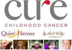 Did you miss last week's blog? Saint Vintage is supporting the CURE foundation and #QuietHeroes as we join together to help beat cancer! Check it out!