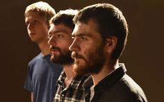 Mammal Hands, a trio from from Norwich, were making their first appearance at the Montreal Jazz Festival in June 2015