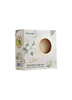 Ottoman Natuurlijke Olijfolie zeep met Kaneel & Appel